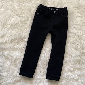 Lightly worn boy jeans.